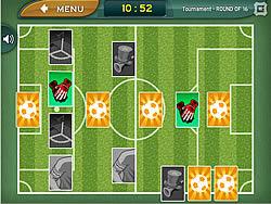 Gioca gratuitamente a Soccer Memory Tournament