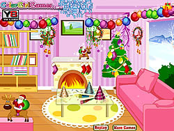 New Year Room Decor game