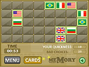Memory Extended game