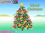 Play Christmas tree decor Game