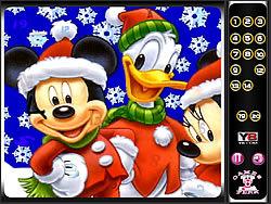 Christmas Numbers game