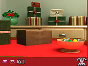 Play Santa house escape Game