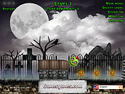 Play Cut kill halloween Game