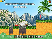Play Alien crash Game