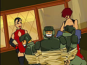 Watch free cartoon Rolling Red Knuckles VII