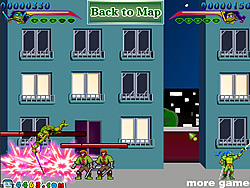 Ninja Turtle Major Combat 2 game