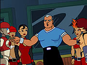 Watch free cartoon Rolling Red Knuckles X