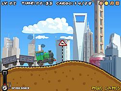 Juega al juego gratis Coal Express 5