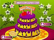 Funny Cake decor game