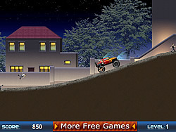 Party Van Madness game