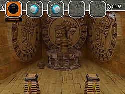 Aztec Treasure Escape game