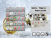 Play Funny christmas puzzle Game