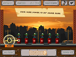 ZomBlast game