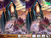 Play Dreams of dragons 5 differences Game