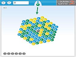 Jogar jogo grátis Bubble Spinner 2