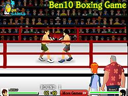 Ben 10 Boxing 2 game