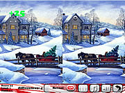 The Year of the Dragon 5 Differences game