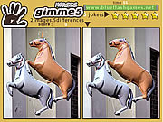 Gimme 5 Horses game