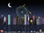 Play New year fireworks Game