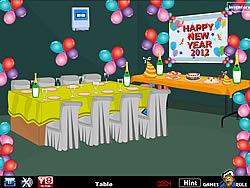 juego New Year 2012 Escape