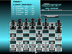 Touch Chess game