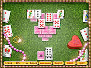Play Duchess tripeaks Game