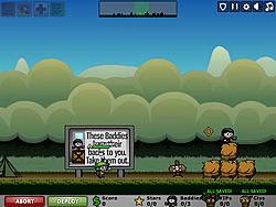 เล่นเกมฟรี City Siege 3: Jungle Siege