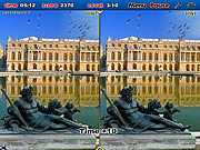 Paris Differences game