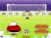 Jouer Xmas penalties Jeu