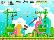 Play Mario hood Game