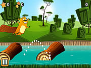Play Beaver river dance Game