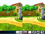 Play Sunbeam 5 differences Game