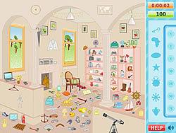 Green House Hidden Objects game