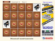 Musical instruments Gioco