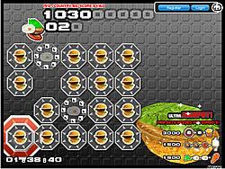 Match Burger game