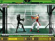 Ninja Showdown game