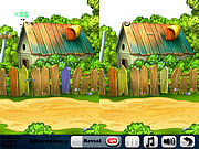 Play Strawberry glade 5 differences Game