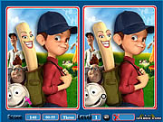 Play Everyone s hero - spot the difference Game