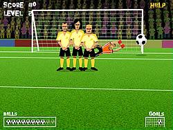 Gioca gratuitamente a Free Kick Game