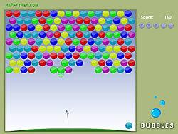 Happy Bubbles game