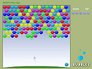 Play Happy bubbles Game