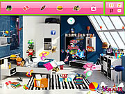 Play Colorful kids room Game