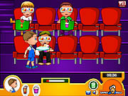 Play Munch n movies Game