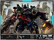 Hidden Object Game Transformers: Dark of the Moon game