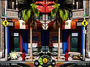 Play Downtown differences Game