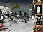 Play Find the object in snowy land Game