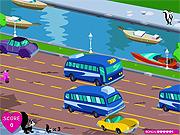 Pepe LePew's Love Run game