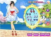 Play Dream princess wedding Game