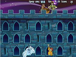 jeu Scooby Doo Castle Hassle
