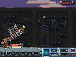 Jouer au jeu gratuit Canoniac Launcher